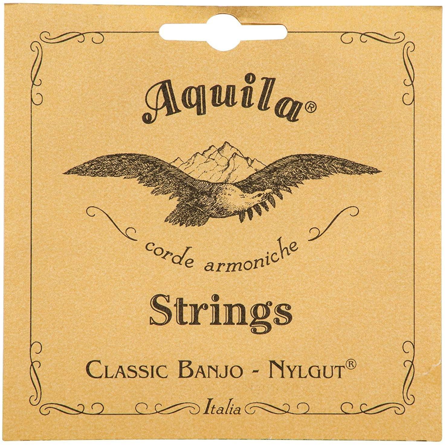 Aquila 5B Banjo Strings Set