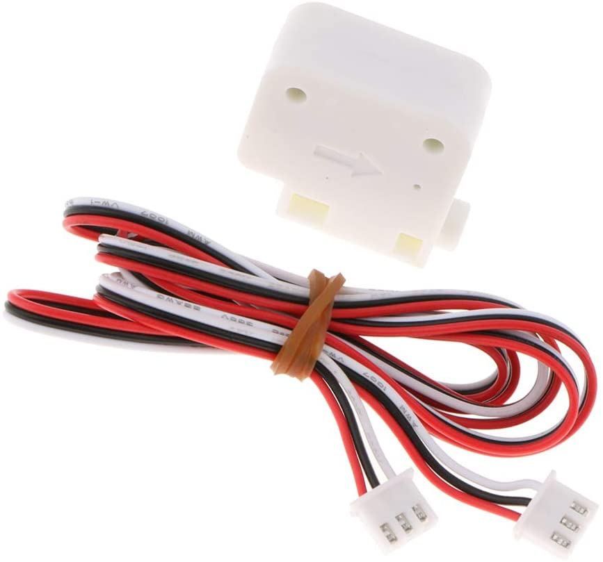 Milageto Filament Break Detection Module with 1m Cable Run Out Sensor 1.75mm/3mm - 1.75mm