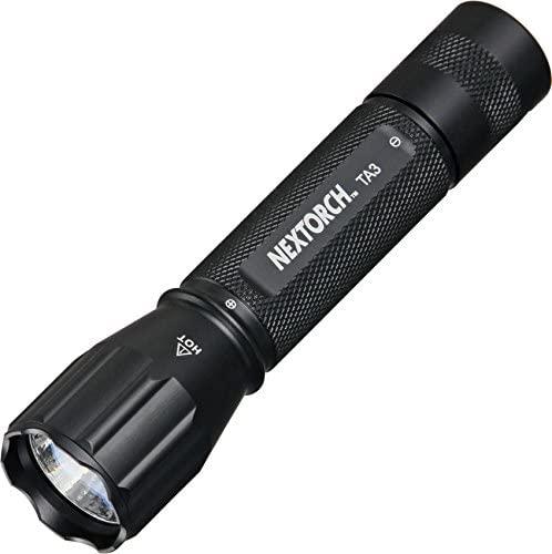 NEXTORCH NXTA3 TA3 LEDD Flashlight