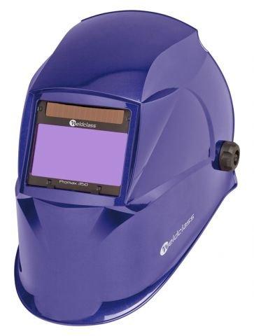 Taipan Abrasives WC-05313 Weldclass Promax 350 Blue Helmet