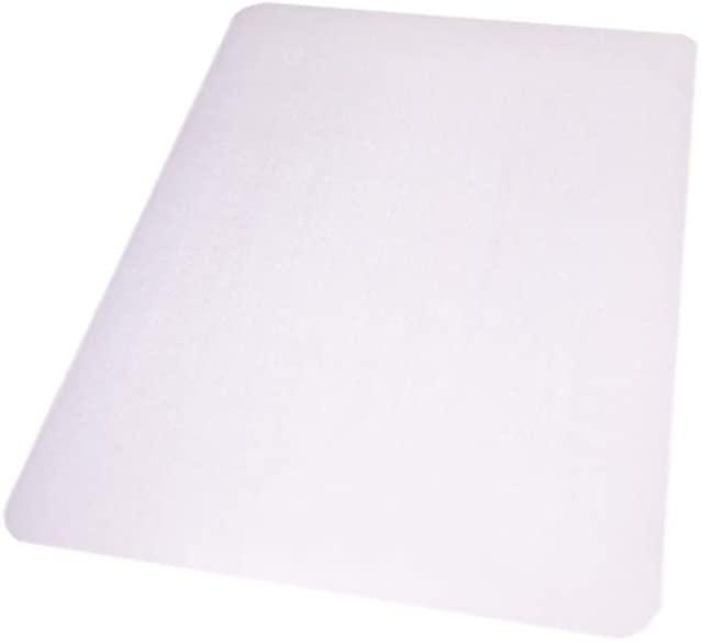 VBGHB Pp Desk Chair Carpet, Computer Chair mat Carpet Pad Protector Multi-Purpose Table Cloth Non-Slip Anti Skid for Home Office Computer-A 90x120cm(35x47inch)
