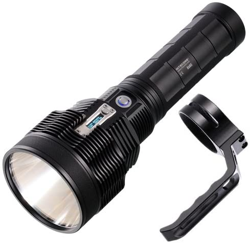 Nitecore TM36 Long Range Search light 1800Lm Includes FREE NHM10 Handle