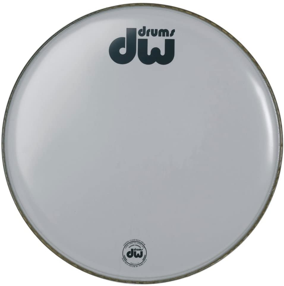 24 Inch Texture Coated Bass Drum Head