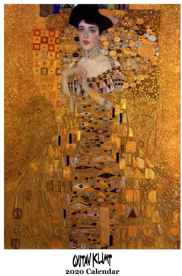 Gustav Klimt - 2020 Calendar