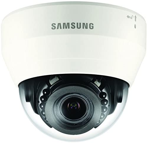 Samsung QND-7080R 4MP Network IR Dome Camera