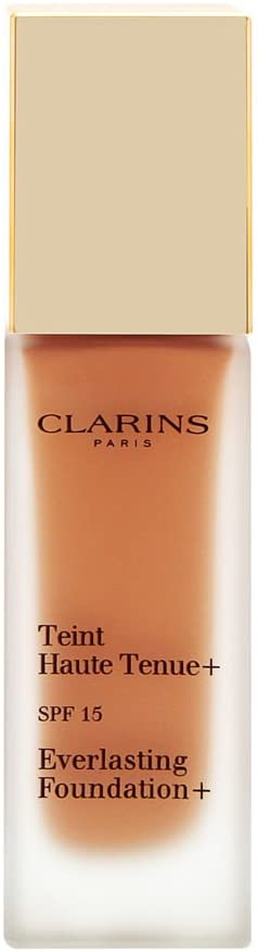 Clarins Everlasting Foundation SPF 15 for Women, No. 107 Beige, 1.10 Ounce