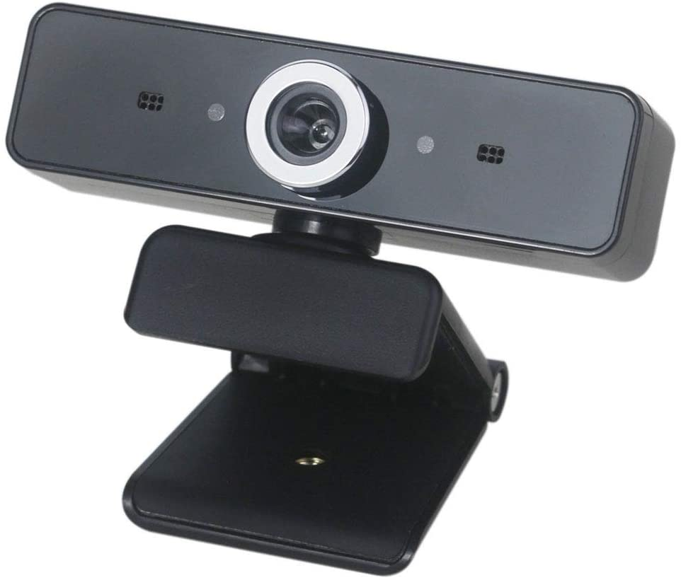 Computer Camera High-Definition Net Class USB Plug and Play, Used for Live Online Class Video Chat Built-in Sound Absorption and Noise Reduction Microphone 360 Degree Rotation 709