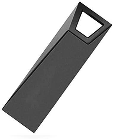 M-Fire Car 128GB USB 3.0 High-Speed Interface Alloy Waterproof Photoflash Disk(Black) (Color : Black)
