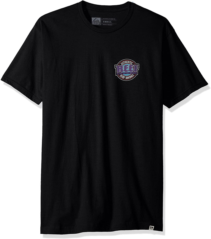 Reef Mens Graphic T-Shirt