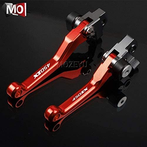 Accessories for KTM 450SX 450 SX 2005-2008 2009-2012 2013 2014-2018 2017 2016 Motocross CNC Pivot Brake Clutch Levers Dirt Bike Motorcycle