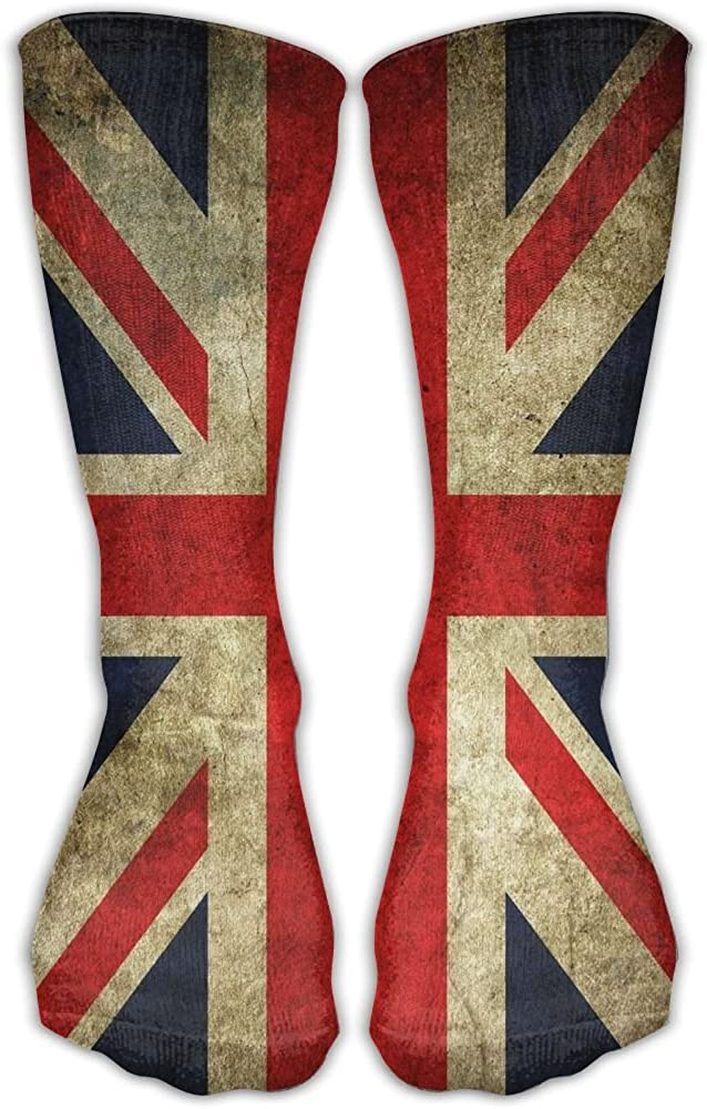 TO-JP England Flag Crew Socks Short Sports Socks