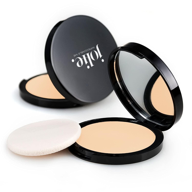 Jolie Mineral Powder Foundation SPF 15 (w/sponge) - Hypoallergenic (Cream)