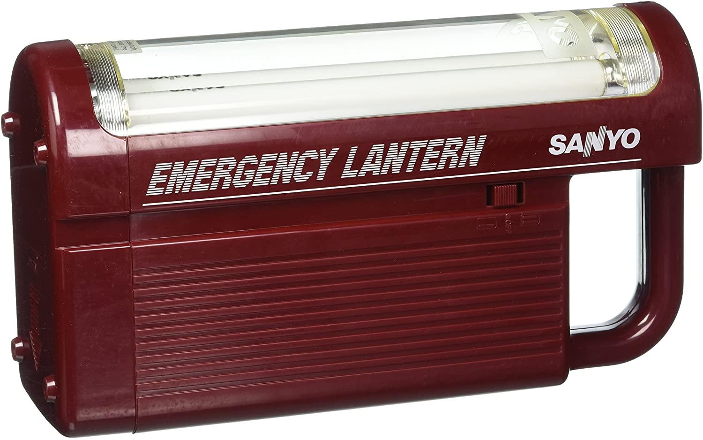 Sanyo NL-F560 Rechargeable Emergency Flashlight Lantern, 220-volt