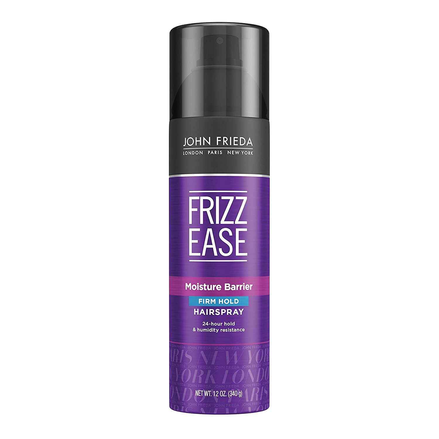 John Frieda Frizz Ease Hairspray Moist.Barrier 12 Ounce (354ml) (6 Pack)
