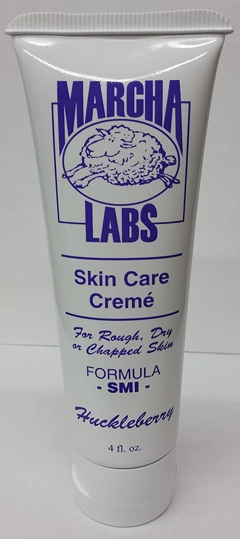 Wool Wax Creme Skin Care Formula SMI 4 oz (Huckleberry)