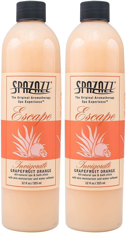 Spazazz Grapefruit Orange Elixir (12 oz) (2 Pack)