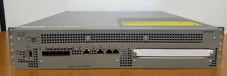 Cisco ASR1002-F Router Fixed ESP