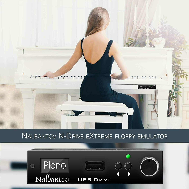 USB Emulator Nalbantov N-Drive eXtreme for Ketron (Solton) MS20, MS40, MS50