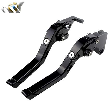 Accessories for Triumph Rocket III Classic Roadster 2004-2015 Moto Levers CNC Motorbike Brake Clutch Levers Foldable Extendable Adjustable