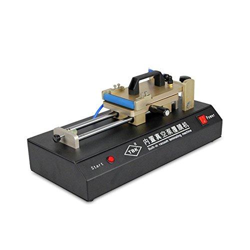 NEWTRY Multi-Purpose Built-in Vacuum Pump Laminating Machine OCA Film Machine Separator Demolition Machine LCD Screen Separator Universal OCA Film Laminating Machine TBK-761 110V-220V (220V)
