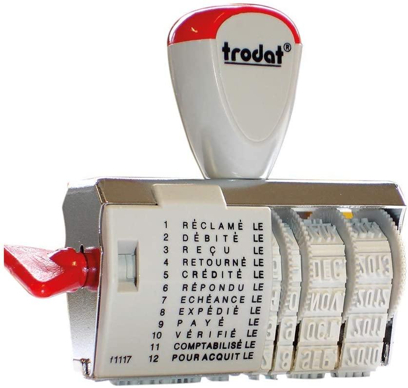 Original Stationery Trodat 1117–-–-Suitable for