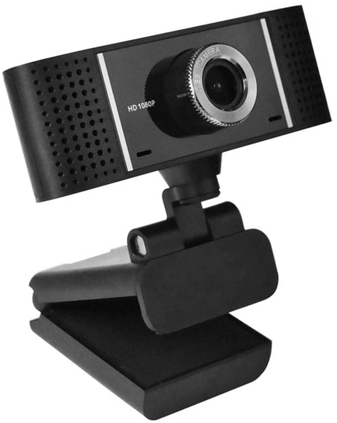 HD Camera Built-in Microphone Does Not Need to Drive 1080P Anchor HD USB Notebook Desktop Computer Live USB Plug and Play Camera for Video Conferencing Network Teaching Video Chat 708