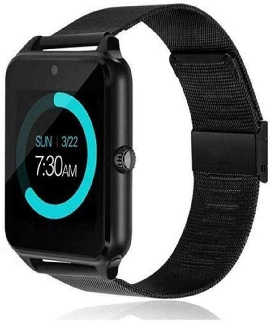 fercisi Unisex Digital Display Bluetooth Call Smart Bracelet Smart Watch for Sport,1200M Camera+V4.0 Bluetooth+for Android, iOS Wrist Watches