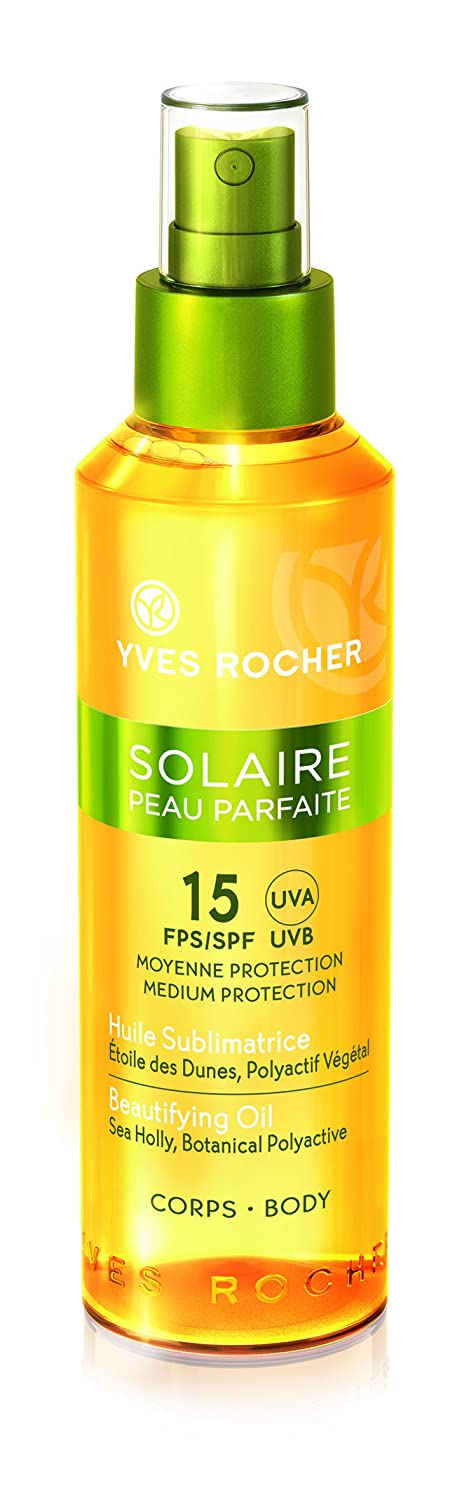 Yves Rocher Perfect Skin Sublimating Oil SPF 15-150 ml./5 fl.oz.