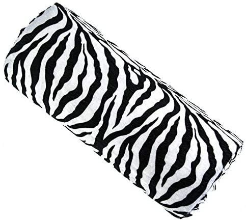 Chenyouwen Nail Art Supplies Great 3 PCS Professional Zebra Stripe Long Towel Hand Pillow Manicure Manicure Tools