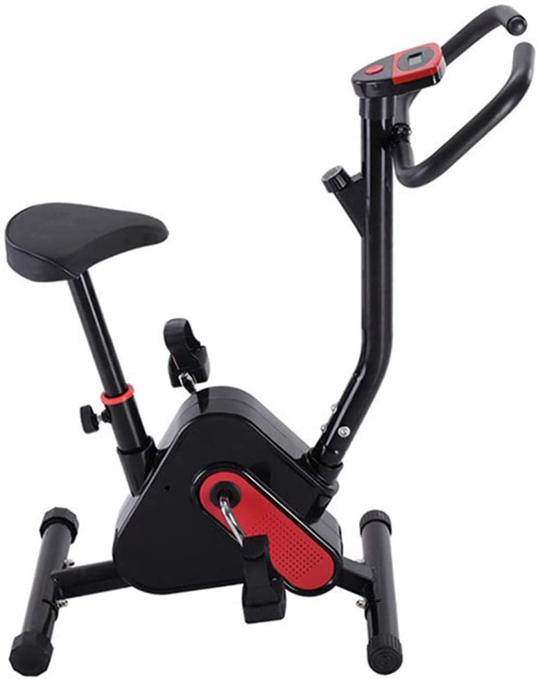 XIONGGG Exercise Bike Cycling Cardio Fitness Workout Machine, with Speed Resistance, Home Sport Trainer Cycling Bike