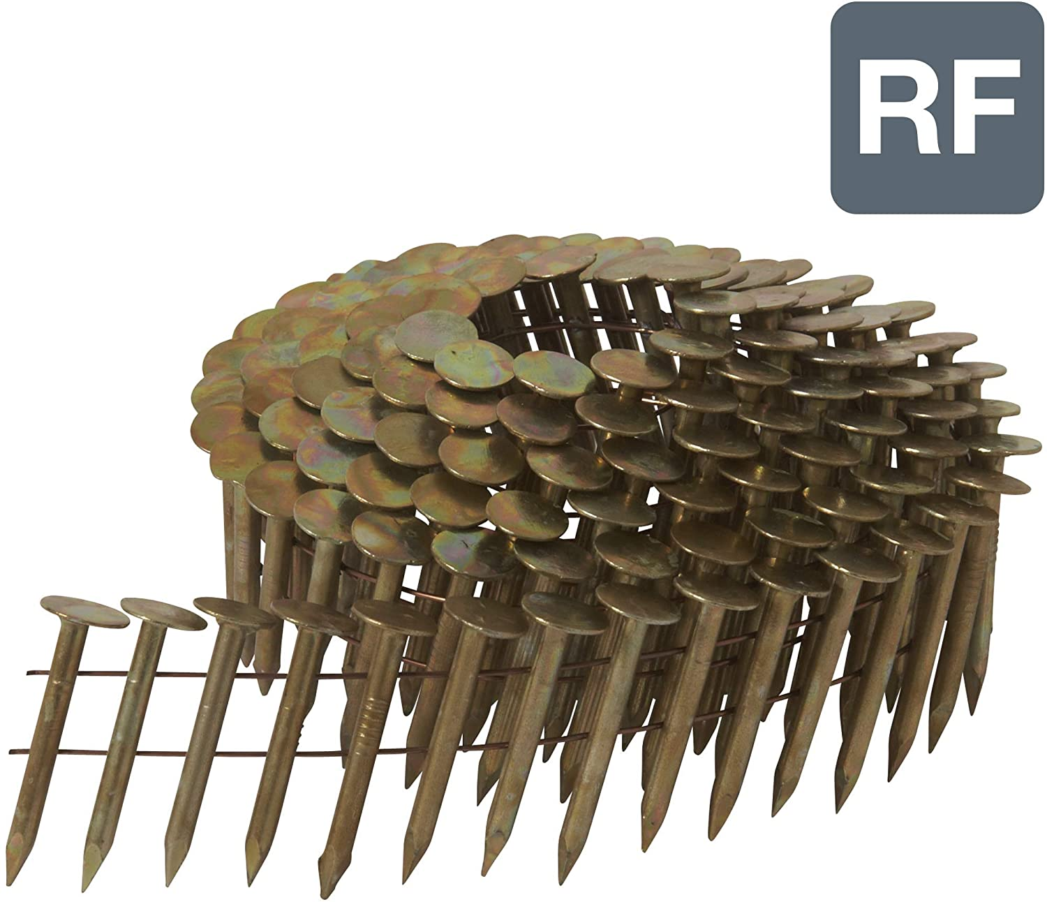 Metabo HPT Roofing Nails, 1-1/4