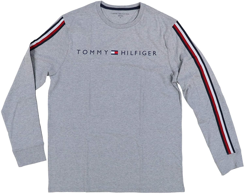 Tommy Hilfiger Men's New Line Signature Long Sleeve Shirt