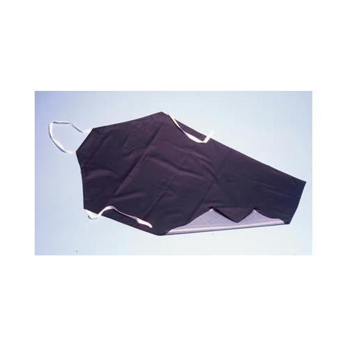GSC International 12761 Rubberized Cloth Lab Apron, Medium, 27