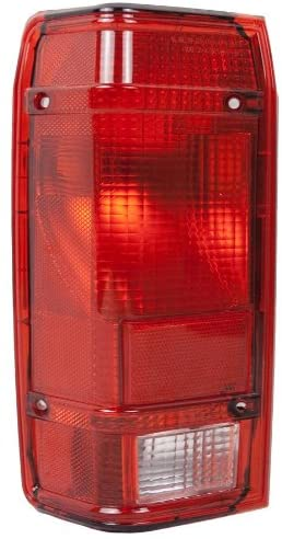 OE Replacement Ford Ranger Driver Side Taillight Assembly (Partslink Number FO2800143)