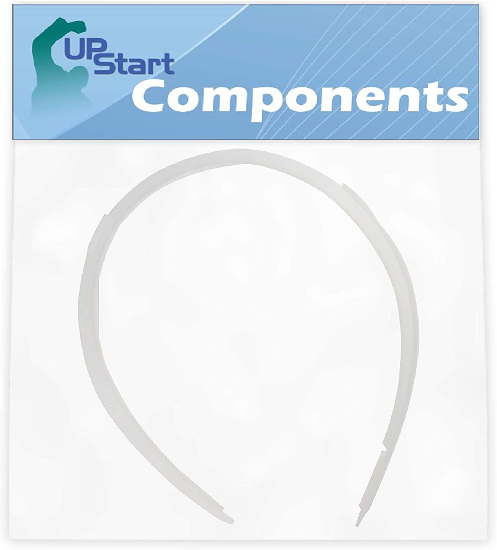 809006501 Dishwasher Bottom Door Gasket Replacement for Frigidaire FDBB2040FS0 - Compatible with AP5809675 Door Seal