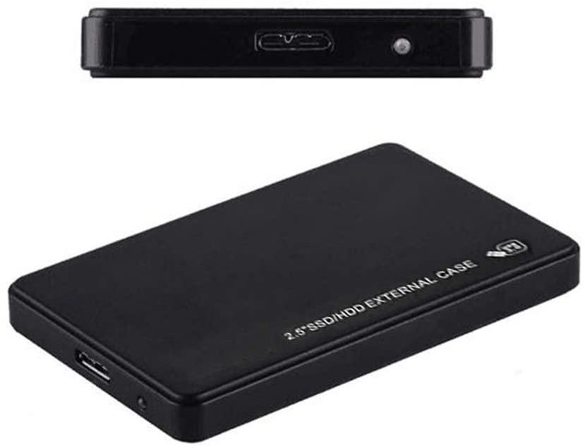 LENXH Aluminum Magnesium Alloy High-Speed Hard Disk Drive USB 3.0 1TB External Hard Drives Portable Desktop Mobile Hard Disk Case