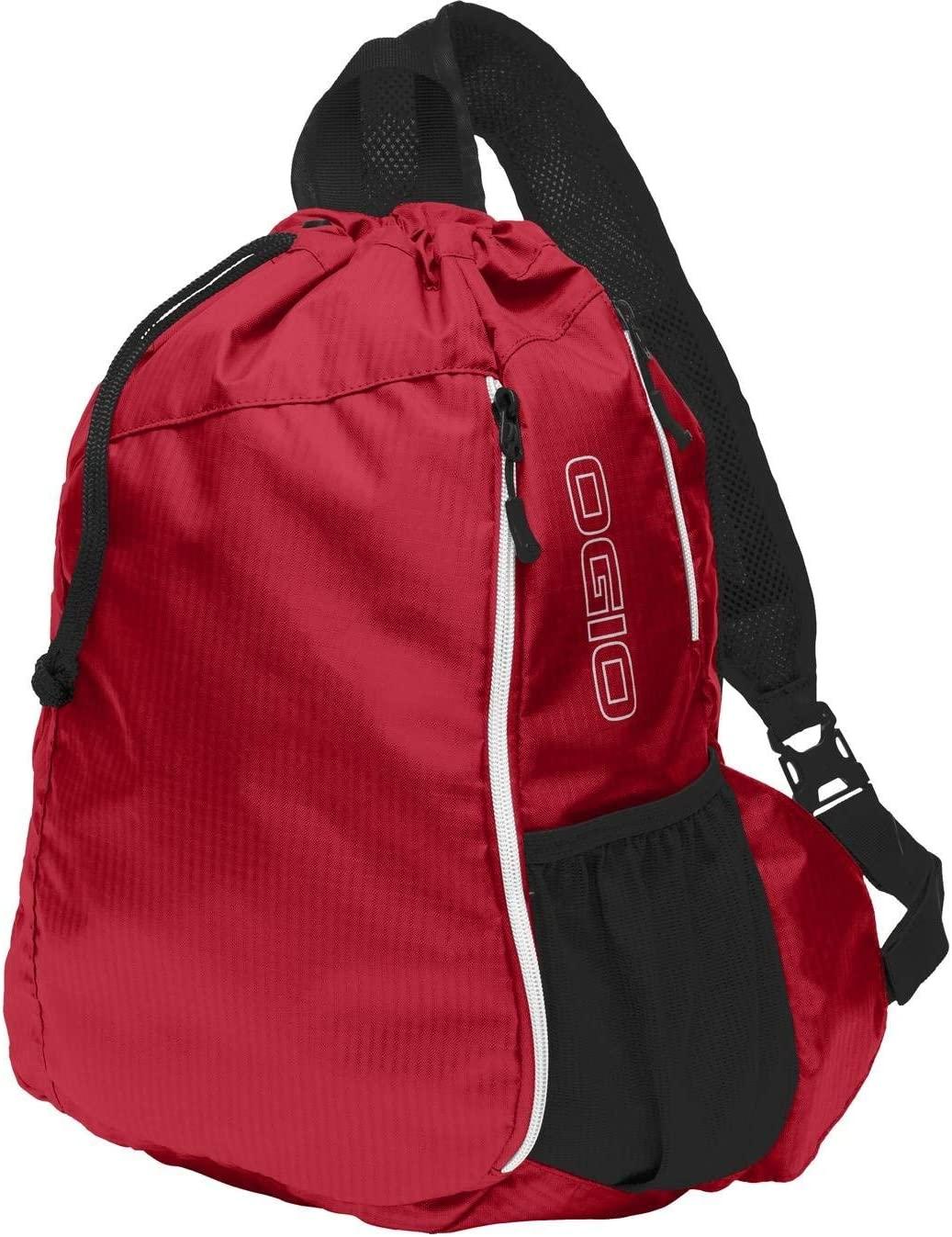 OGIO - Sonic Sling Pack, Deep Red/Black, OS