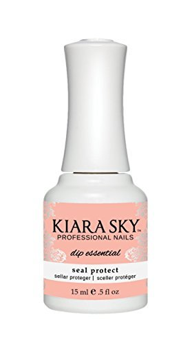 KIARA SKY DIP ESSENTIALS SEAL PROTECT 15ML/0.5OZ by Kiara Sky Professional Nails