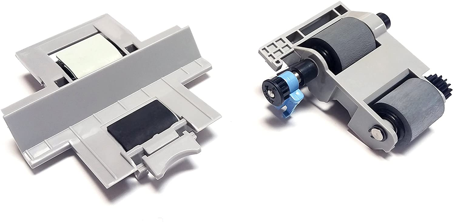 Altru Print Q7842A-AP (Q7842-67902) Automatic Document Feeder (ADF) Pick-up Roller & Separation Pad Assembly for HP Laserjet M5025 / M5035 / M5039