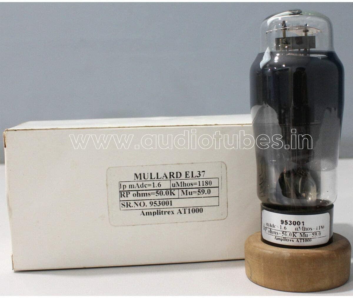 EL37-MULLARD British Made, Tested on Amplitrex Tube Tester -SR.953001
