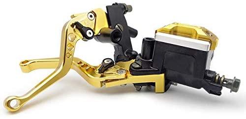 Accessories Motorcycle Hydraulic Clutch Brake Lever Master Cylinder Rearview Mirror for gsx s750 Xmax sv650 KTM 300 exc Suzuki GSR 600 pcx