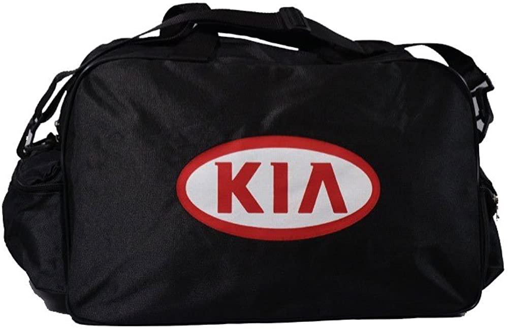 Kia Racing Logo Bag Unisex Leisure School Leisure Shoulder Backpack