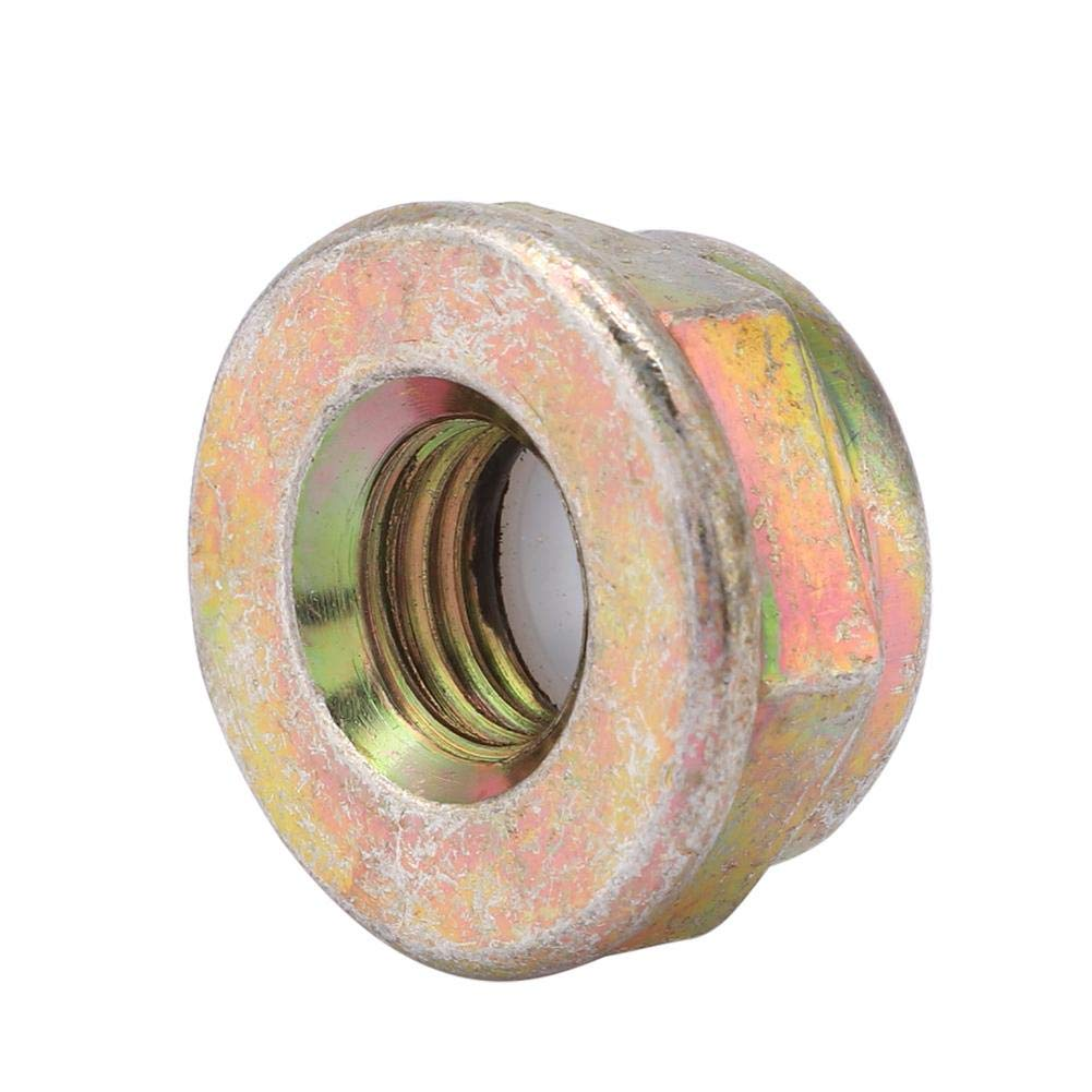 Practical Trimmer Blade Nut, Convenient Blade Nut, Premium Material Sturdy for Brush Cutter for Trimmer
