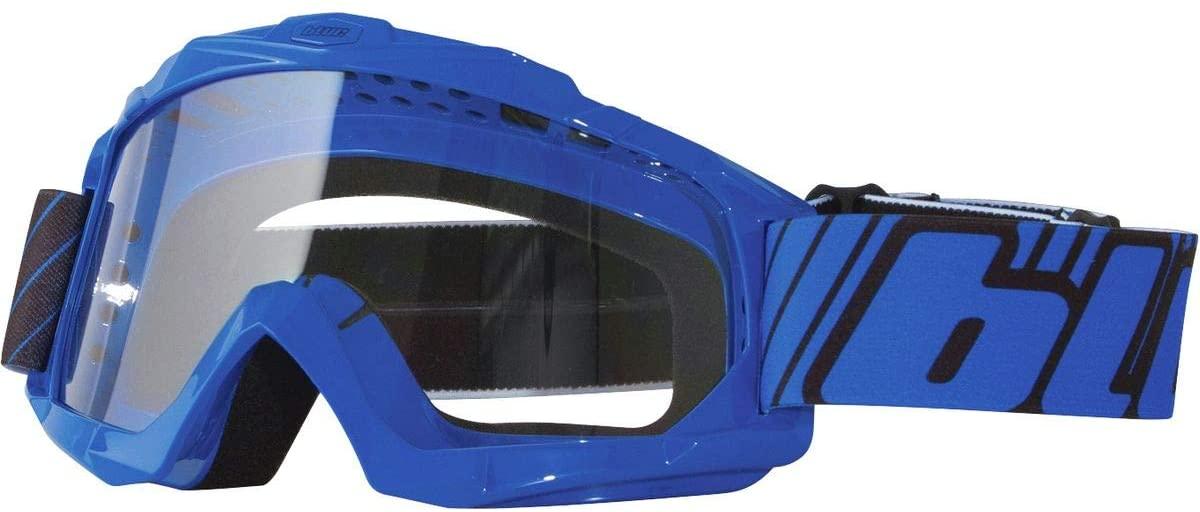 Blur Unisex-Adult B-Zero Goggle (Blue, One Size)