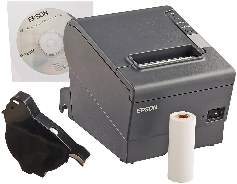 Epson C31CA85090 TM-T88V Receipt Printer, 5.8