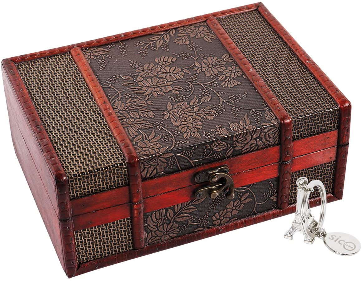 SICOHOME Treasure Box,9.0