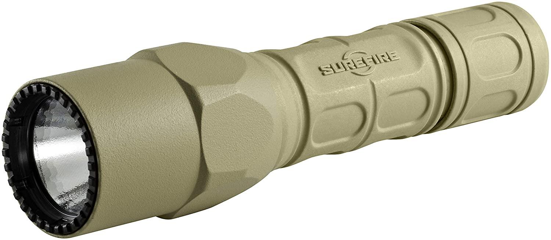 SureFire G2X Series LED Flashlights with Lumen Upgrade and Tough Nitrolon Body