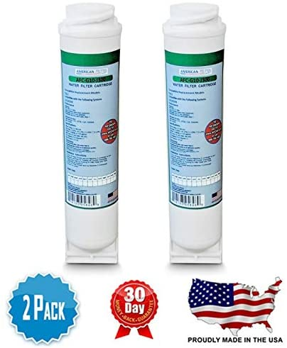 AFC (TM) Brand Water Filters (Comparable with to GE(R) FQK2J UnderSink Water Filters Set)