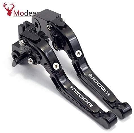 Accessories Motorcycle CNC Aluminum Accessories for BMW K1200R K 1200R K1200 R 2005-2008 K1200 R Sport 2006-2008 Brakes Clutch Levers Handle