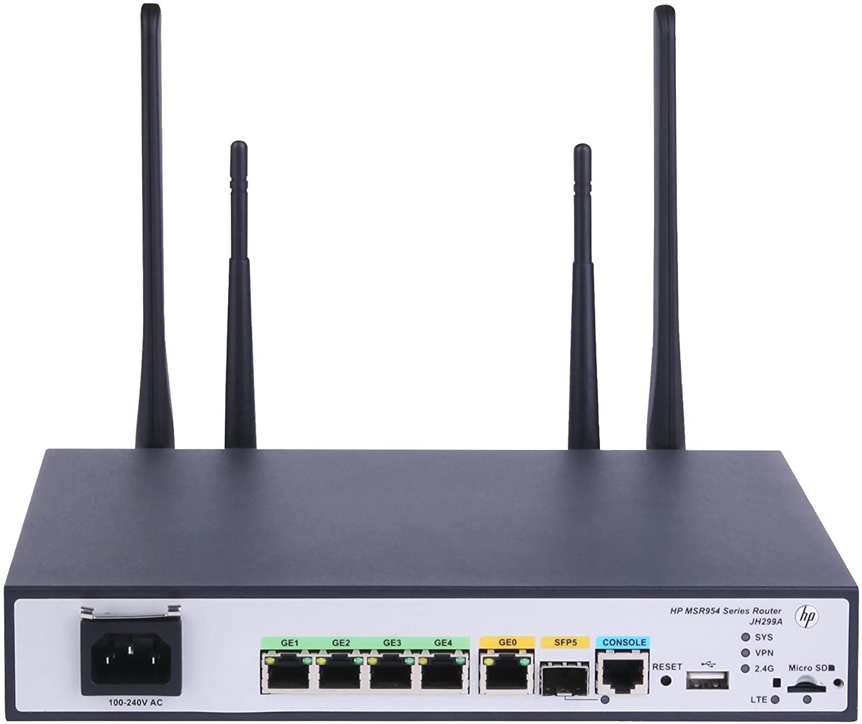 Hpe Msr954-W 1Gbe Sfp LTE (Ww) RTR